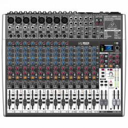 Behringer - Xenyx X2222USB 22 Kanallı USB Deck Mikser