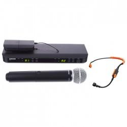 Shure - BLX1288E/SM31 Dual Wireless System