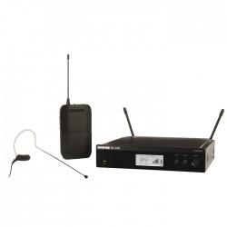 Shure - BLX14RE/MX53 Kafa Telsiz Mikrofon