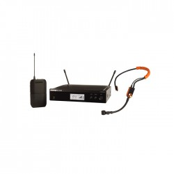 Shure - BLX14RE/SM31 Kafa Telsiz Mikrofon