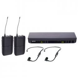 Shure - BLX188E/SM35 Telsiz Mikrofon