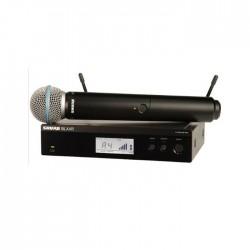 Shure - BLX24E/B58 Telsiz Mikrofon