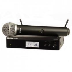 Shure - BLX24RE/PG58 Telsiz Mikrofon