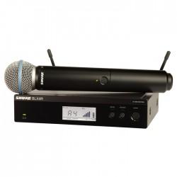 Shure - BLX24RE/B58 Telsiz Mikrofon