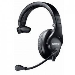 Shure - BRH441M Tek Taraflı Yayın Headset