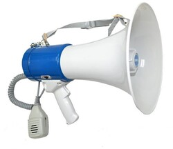 Carol - EMP-367S 35 Watt Sirenli Mike Mikrofonlu Megafon