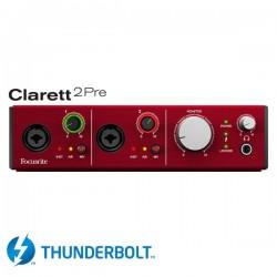 Focusrite - Clarett 2Pre Thunderbolt ses kartı