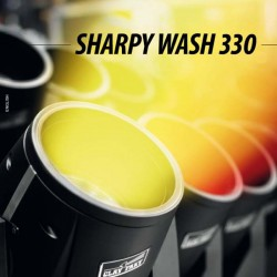 Clay Paky - SHARPY WASH 330 Moving Head Işık