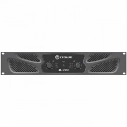 Crown - XLi 2500 1600 Watt Power Anfi