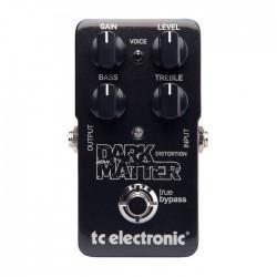 TC Electronic - Dark Matter Distortion Analog Distortion pedalı