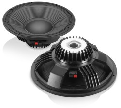 Das Audio - 15LXN 15 inç Low Hoparlör Subwoofer