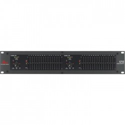Dbx - 1215 Çift Kanal 15 Band Equalizer
