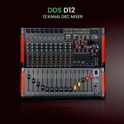 DDS - D 12 12 Kanal DEC Mixer