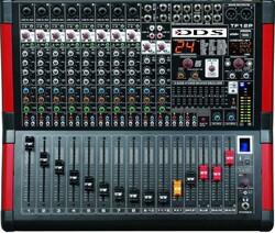 DDS - D 12 P3000 FX 2x1500 Watt 12 Kanal Power Mixer