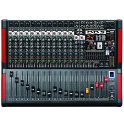 DDS - D-16 P 4000 FX 16 Kanal 2x2000 USB-SD-Bluetooth Power Mixer