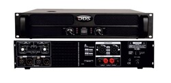 DDS - D-3000 3000 Watt Power Amfi
