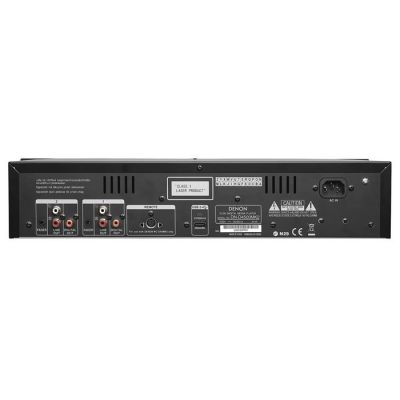 DN-D 4500/MK2 Çift CD/MP3 Player