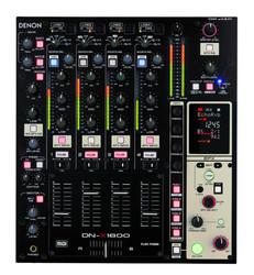 Denon Dj - DENON DN-X 1600 DJ Mixer