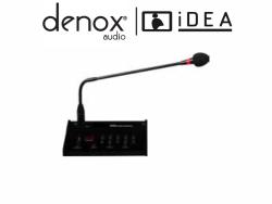 Denox - DX218A Anons Kontrol Mikrofonu