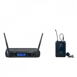 Denox - MDR-210 YAKA UHF Telsiz Yaka Mikrofonu