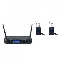 Denox - MDR-220 YAKA UHF Telsiz Yaka Mikrofonu