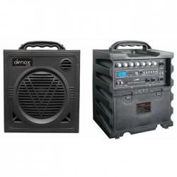 Denox Portable - DN-P1125 Taşınabilir Kablosuz Çanta Amfi