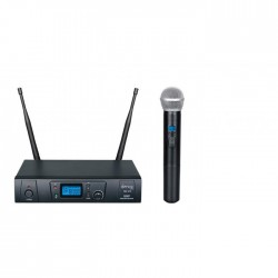 Denox - TRX-310 EL UHF Telsiz El Mikrofonu