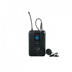 Denox - TRX3 YAKA TRX-340 Kodlu Cihaza Uyumlu Yaka Mikrofonu