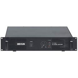 Dexun - D-1300 Tek Kanal 300W Power Amplifikator