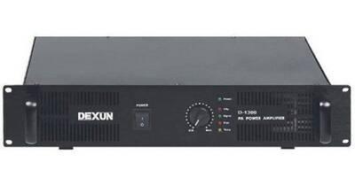 D-1500 Power Amfi Tek Kanal 450W