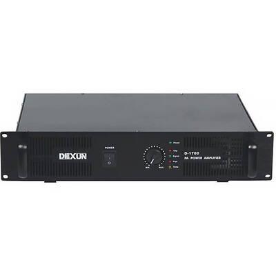D-1700 Tek Kanal 700W Power Amplifikator