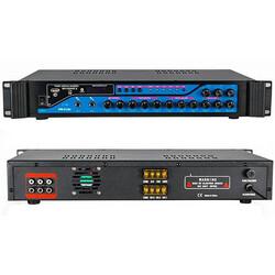 Dexun - D-200 100V 3 Zone Mixer Amplifikatör