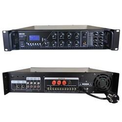 Dexun - D-250 6 Bölgeli Anfi 250 Watt 100 Volt Trafolu