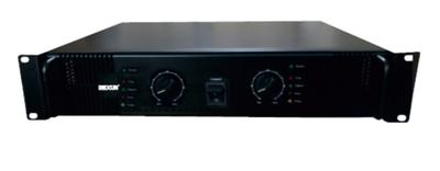 D-2700 2 Kanal 1000 Watt Power Amfi