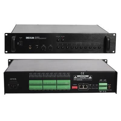 D-6212 10 Bölge Anons Kontrol Sistemi