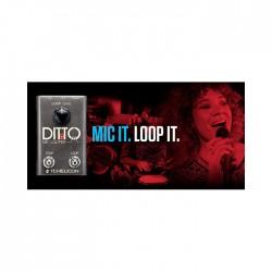 TC Helicon - Ditto Mic Looper