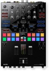Pioneer - Djm S9 K Serato Mikser 2 Kanal Beat Fx, 2 Ses Kartı