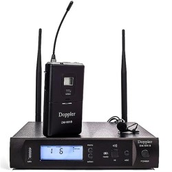 Doppler - Dm-500/502 Yedek El ve Yaka Mikrofonu