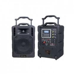 Denox Portable - DN-P1150 Taşınabilir Kablosuz Çanta Amfi