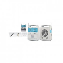 Denox Portable - DN-P660 Taşınabilir Kablosuz Çanta Amfi