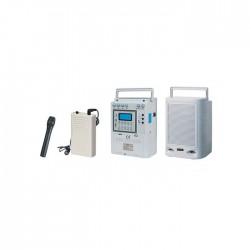 Denox Portable - DN-P680 Taşınabilir Kablosuz Çanta Amfi