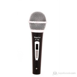 Doppler - D-100 Dinamik Mikrofon