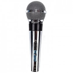 Doppler - D-606 Dinamik Vokal Mikrofonu Kablolu