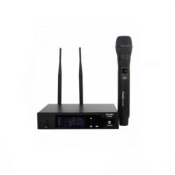 Doppler - DM-350H Çift Anten Tek El Telsiz Mikrofon