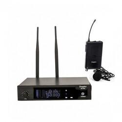 Doppler - DM-801B UHF Telsiz Yaka Mikrofonu