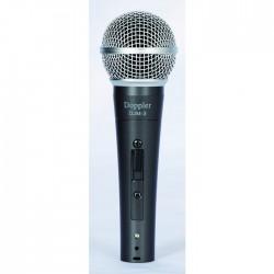 Doppler - DJM-3 Vokal Mikrofonu Case, Kablo, Ay Dahil