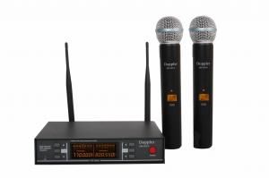 Doppler DM-252H Çift El Tipi Telsiz