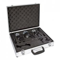 DRM-500 Davul Mikrofon Seti 5 li - Thumbnail