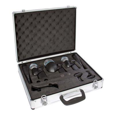 DRM-500 Davul Mikrofon Seti 5 li