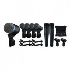 Doppler - DRM-700 Davul Mikrofon Seti 7 li